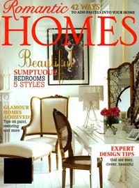 Romantic Homes September 2012